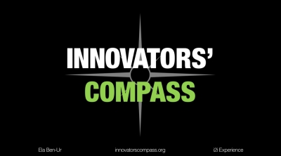 [04 Oct] Workshop: The Innovators' Compass: Developing powerful, portable Design Thinking
