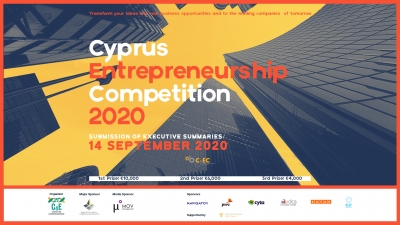 [14 Sep] Cyprus Entrepreneurship Competition (CyEC)