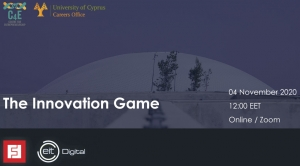 [04 Nov] 'The Innovation Game'