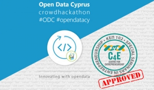 Open Data Cyprus Crowdhackathon